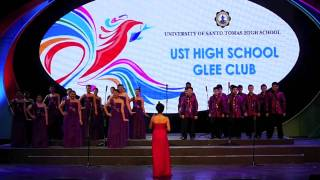 USTHS Glee Club: Christmas Songs Medley. A Night of Carols RWM 2011