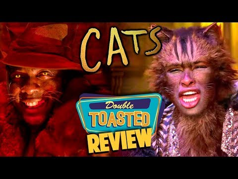 CATS MOVIE REVIEW - Double Toasted Reviews