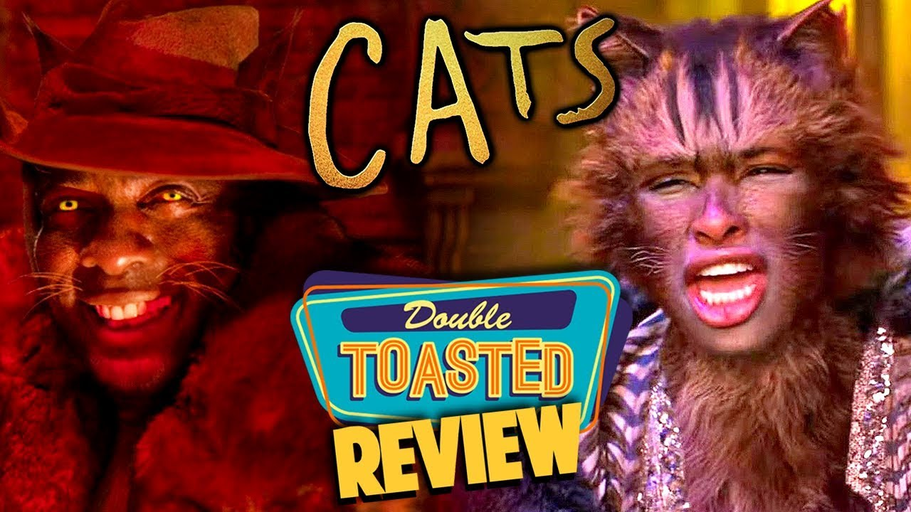 Cats Movie Review Double Toasted Reviews Youtube