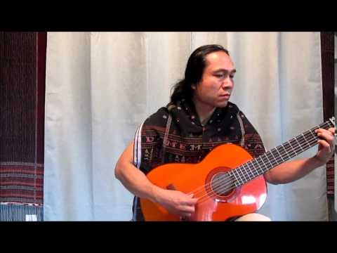 Batak Rumba Flamenco I - (Traditional Toba Batak Song).