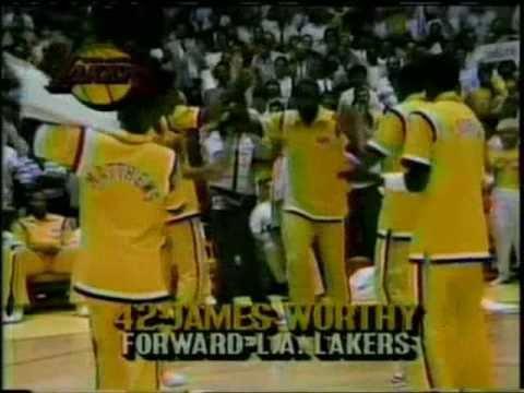 1987 NBA Finals: Celtics at Lakers, Gm 1 part 1/12
