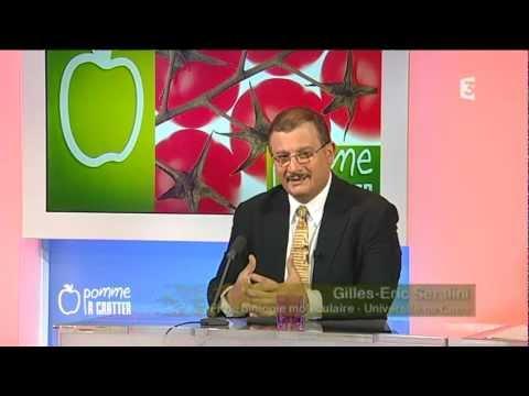 """Emission TV """"Pomme A Gratter"""" n°3 : OGM ? Le Professeur Séralini s'explique - 60'"""