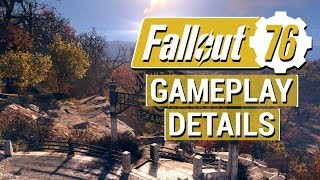 FALLOUT 76: How Do Stealth, Quests, and C.A.M.P. Work in Fallout 76?? (New Details on Fallout 76!)