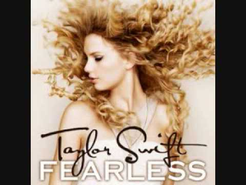 Taylor Swift-Fearless With Lyrics