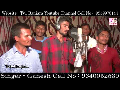 BANJARA LOVE FAILURE SONG NANDINI EKKALO AARO SONG BY GANESH NAIK TV1 BANJARA