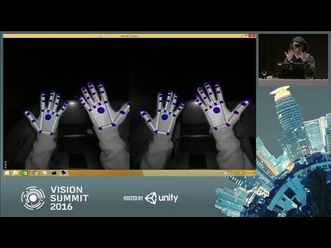 Building Better Worlds: the Arrival of VR with  Leap Motion's CTO
