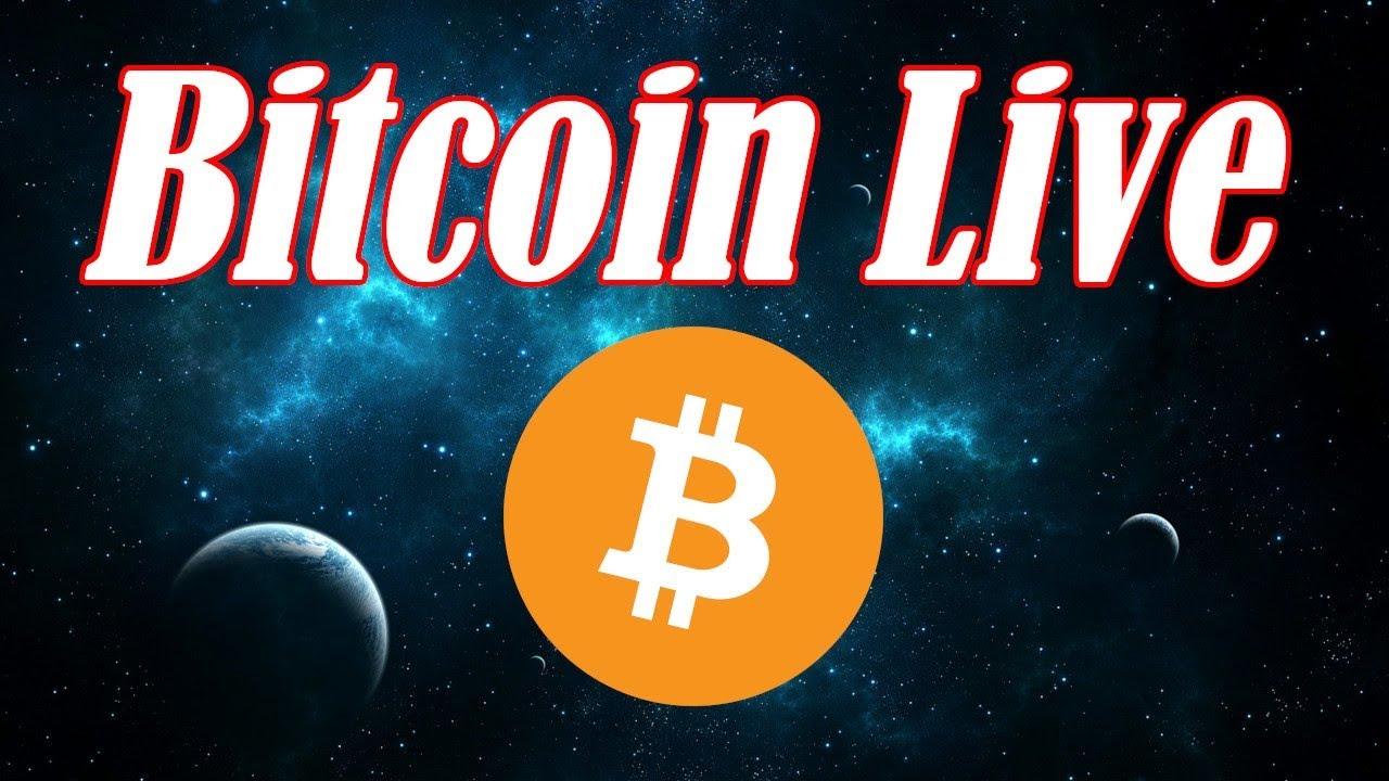 bitcoin live stream keitimas aukšto dažnio prekybos crypto