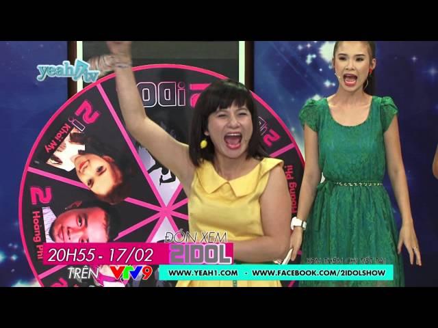 2! Idol Cát Phượng Trailer – 20h55 ngày 17/2 trên VTV9