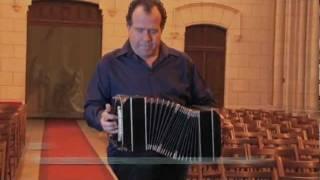 Aria de J.S. Bach - Richard Galliano (Clip)