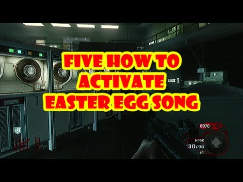 How to activate (FIVE)music easter egg song 2014 XBOX 360