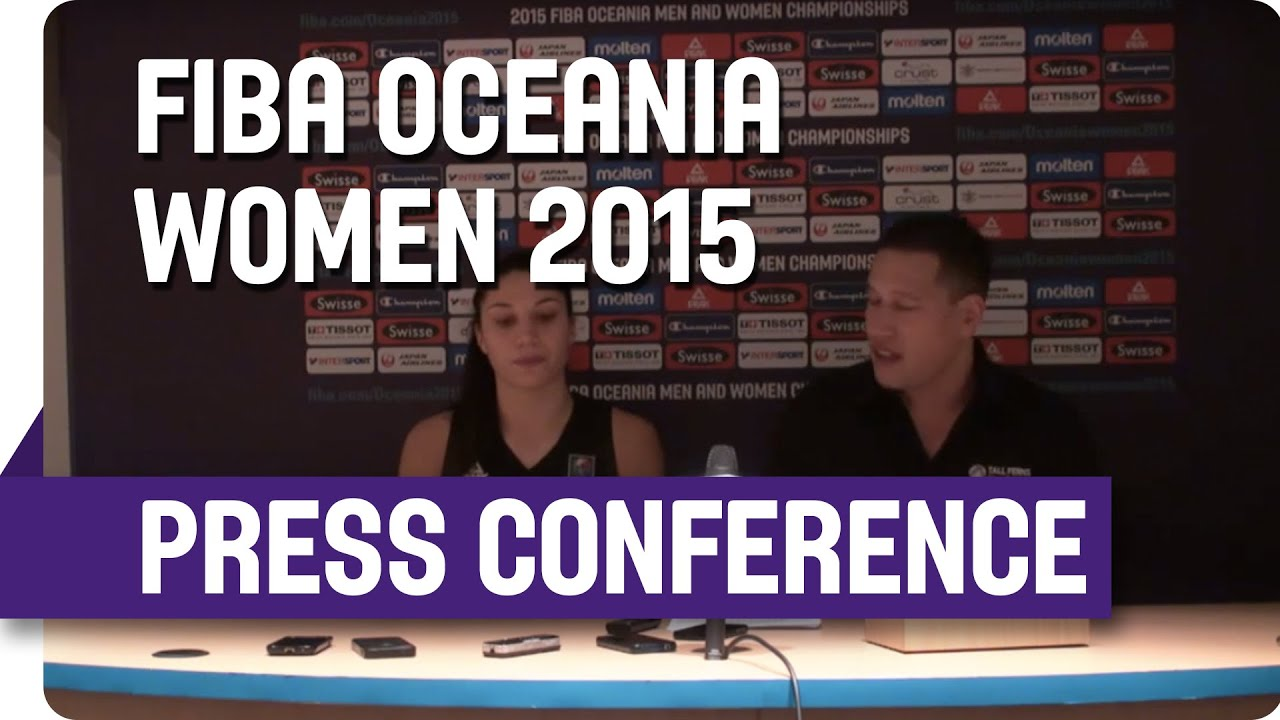 Opals v Tall Ferns - Post Game 1 press conference