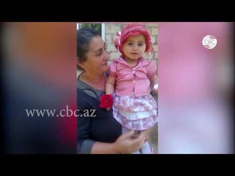Сегодня маленькой Захре, убитой армянским снарядом, исполнилось бы 3 года