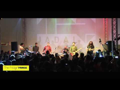 JadaL - Live at The Fridge Dubai - Nov 2016 جدل حفل دبي