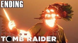 Video NENG LARA MELAWAN DEWA! - Shadow of the Tomb Raider (Indonesia) - Ending download MP3, 3GP, MP4, WEBM, AVI, FLV September 2018