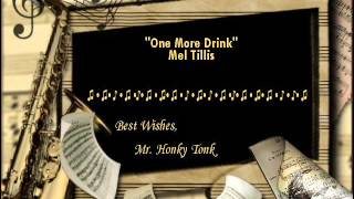 One More Drink Mel Tillis