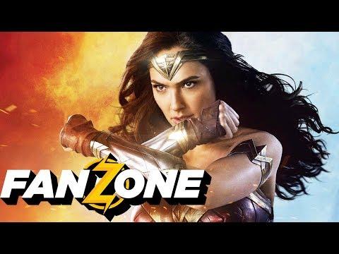 FANZONE LIVE ! - Wonder Woman : une (r)évolution chez les super-héros ? [Retransmission]