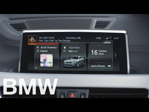 How to use Voice Control - iDrive 6 - BMW How-To