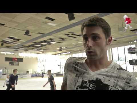 Interview de Brian Joubert