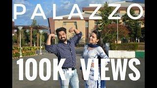 Bhangra on Palazzo | Kulwinder Billa & Shivjot | Couple Bhangra