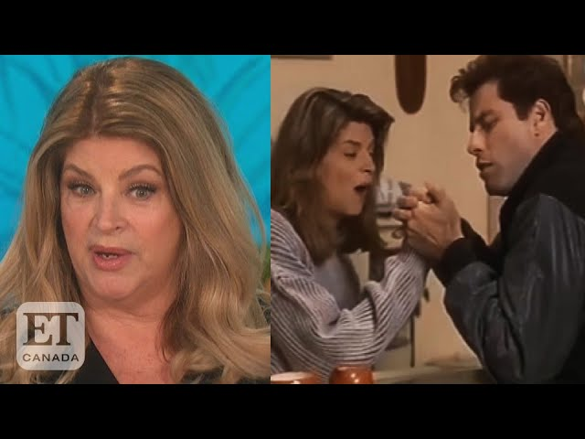 Kirstie Alley On 'Look Who's Talking' Return