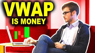 How to Make Money using VWAP Indicator Strategy Trading LIVE !