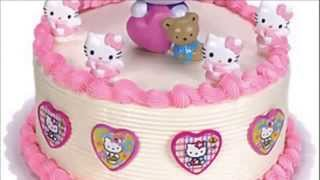 Cara Membuat Kue Ulang Tahun Hello Kitty Mp3