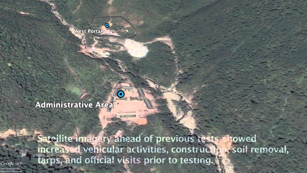 Image result for Punggye