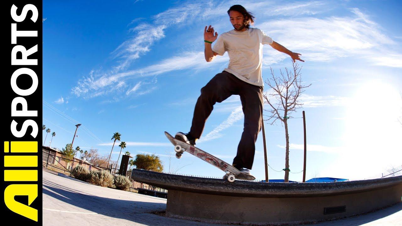 Skateboard lingo