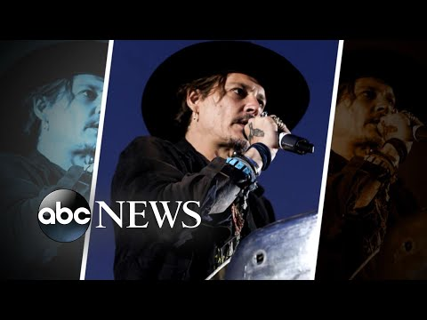 Johnny Depp jokes about assassinating the president