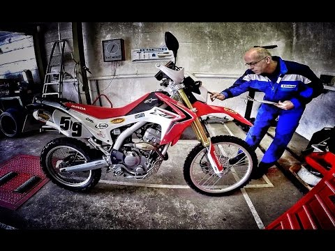 What happens at a motorcycle MOT Test?