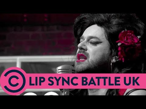Danny Dyer is Amy Winehouse  Lip Sync Battle UK  Comedy Central