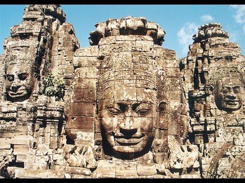 Bayon Temple ~ Cambodia