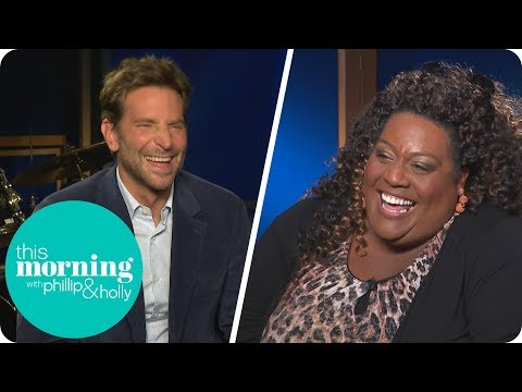Alison Has a Bone to Pick With Bradley Cooper   This Morning