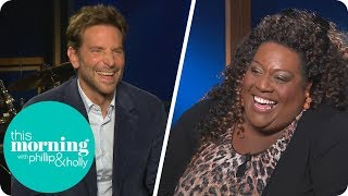 Baixar Alison Has a Bone to Pick With Bradley Cooper | This Morning