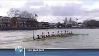 2009 University Boat Race Part 1