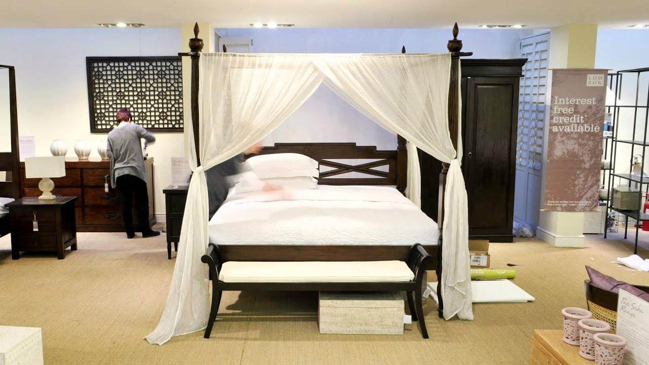 Lombok Furniture Spring Summer Store Set Up Youtube