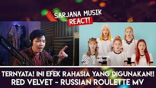 Red Velvet 레드벨벳 '러시안 룰렛 (Russian Roulette)' MV , EFE…