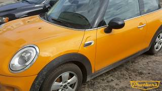 видео Авточехлы на MINI