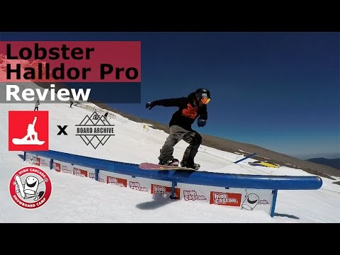 lobster-halldor-pro-snowboard-review