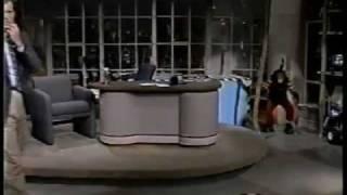 Letterman - Monkey Cam
