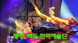 평양백두한라예술단 - 2017, 창녕낙동강유채꽃축제