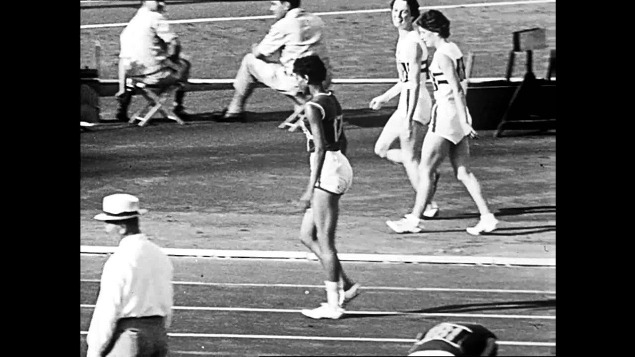 foto Wilma Glodean Rudolph 4 Olympic medals in athletics