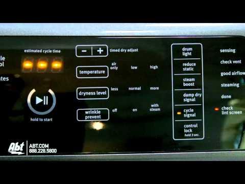 Maytag Maxima MGD6000AG XL HE Dryer : Maytag at Abt Electronics...