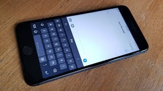 How To Use Swype Keyboard On Iphone 8 / 8 Plus - Fliptroniks.com