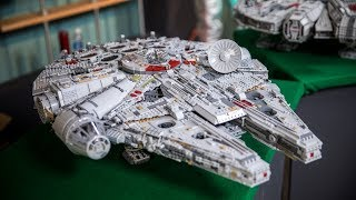 LEGO Ultimate Collectors Series Millennium Falcon (2017) Review!