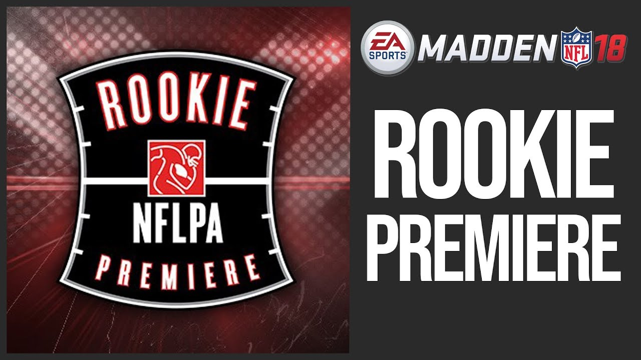 Madden 18 Ultimate Team Rookie Premiere! Which Cards To Do?