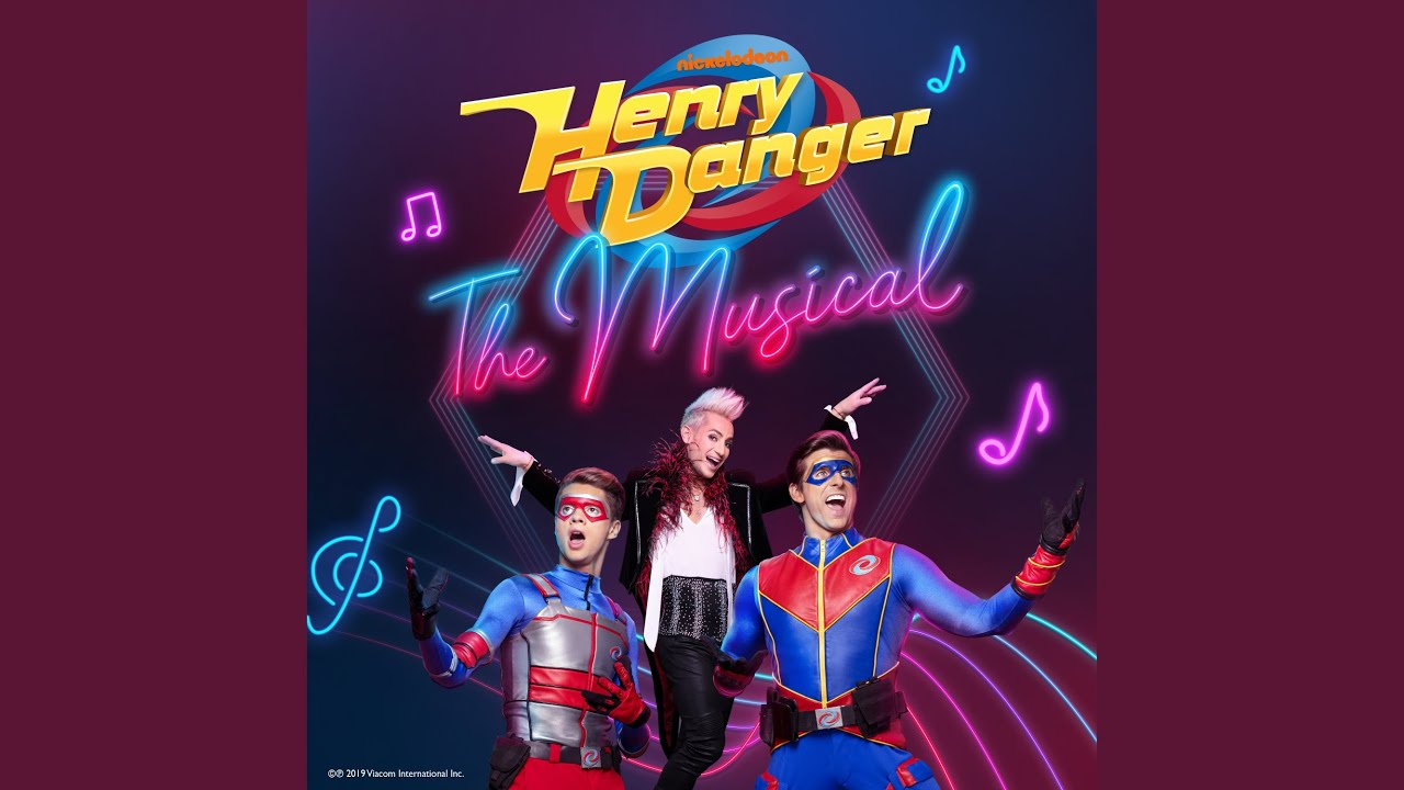 """We Hate This Curse (From """"Henry Danger The Musical"""")"""
