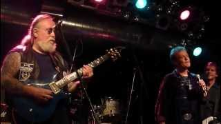 AXE-Forever - Bobby Barth & Bob Harris Talking - Live in Pratteln