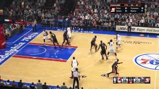 NBA 2K15 My League Pc Game Play 2014
