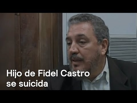 Informa Cuba del suicidio del hijo de Fidel Castro - Despierta con Loret